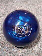 15lb USED Storm Trend Pearl Aqua/Sapphire/Teal