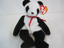 Ty Beanie Babies Fortune 1997 Retired Panda Bear (Oaye1-964)