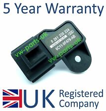 MAP Manifold Air Pressure Sensor 6C119F479AB Ford Transit MK7 - Citroen Relay