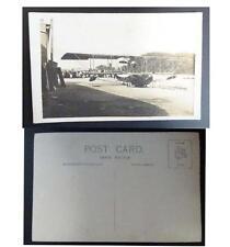 Cartolina Post Card – Raffigurazione aereo