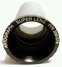 RARE - ARTOGRAPH SUPER LENS P/N 200-378 Tracing Copying Art Projector Lens Only