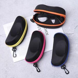 de lunettes Lunettes de protection Boîte de fermeture à glissière Verres durs