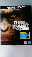 Rise Of The Planet Of The Apes blu ray Pre-Owned