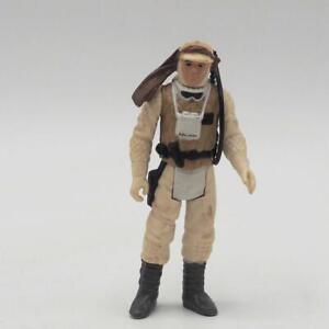 Vintage Star Wars Luke Skywalker Hoth Complete Action Figure w/ Rifle