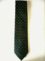 Marks and Spencer Black And Silver Tie