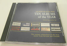 1995 Mercury Music Prize / Ten Albums Of The Year (CD Album) Used Very good