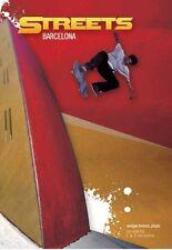 Streets: Barcelona (DVD) - Skateboarding Video - Satva Leung Production