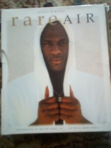 Michael Jordan Rare Air, I Cannot Accept Not Trying Boxed Book Set