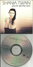 SHANIA TWAIN You're still the one EDIT& Don't be Stupid REMIX USA CARD CD Single