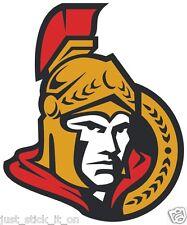 Ottawa Senators NHL Decal/Sticker