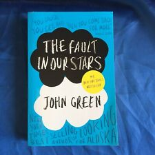 The Fault In Our Stars - John Green Book - Paperback VGC Young Adult Bestseller