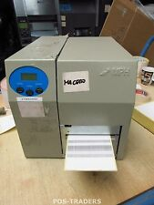 MPH LJ - Direct Thermal Transfer Label Printer Drucker RS232 + LPT PRINTS LINES
