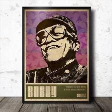 Bobby Womack Art Poster Music Soul Funk Otis Redding Curtis Mayfield
