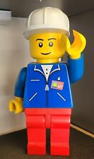 "LEGO Lego Man 19"" Action Figure LEGO Store Display Item"