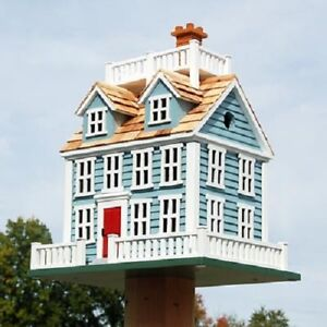 New Claire Murray Nantucket Colonial Bird House Home Bazaar