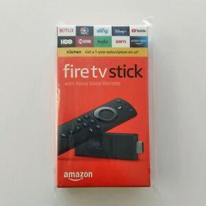 Fire TV Stick (2nd Gen) with Alexa Voice Remote [BRAND NEW]