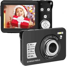30 MP Digital Camera HD Mini Pocket Camera Cheap Camera 2.7 Inch LCD Screen Came