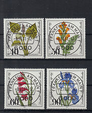 5996 ) Germany Berlin 1981 - Aquatic plants beautiful full stamp