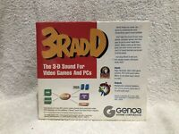 RARE Genoa 3RadD 3D Sound Enhancer For Sega Genesis And Nintendo Nes