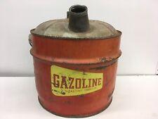 VINTAGE GASOLINE 3 GALLON GAS CAN