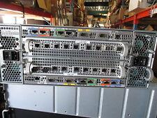 EMC XPE+J 100-561-500 2x 4GB FC STORAGE ENCLOSURE - 4x FINISAR Transceivers