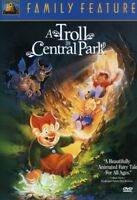 A Troll in Central Park [New DVD] Repackaged, Sensormatic
