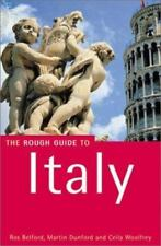 The Rough Guide to Italy (PAPERBACK) FREE SHIPPING