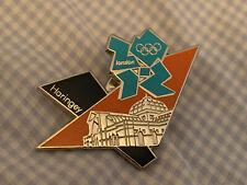 Very Rare London 2012 Olympics Pin Badge Haringey Boroughs Set Alexandra Palace