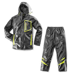 Bullstar PU Regenjacke ULTRA Regenkleidung Wetterkleidung Regenhose Workwear