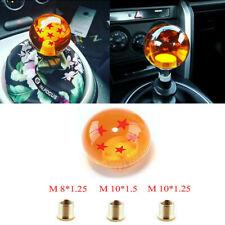 Dragon Ball DBZ 5 star Universal Auto Manual Gear Stick Shift Knob Shifter AT MT