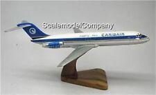 DC-9 Caribair Douglas DC9 Airplane Mahogany Kiln Dry Wood Model Large New