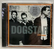 Dogstar Happy Ending 1999 Music CD Keanu Reeves Bret Domrose Rob Mailhouse