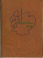 State Teachers College Buffalo New York 1943 Elms Yearbook Annual