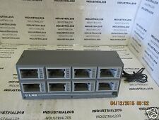 LXE RAPID CHARGER STATION 8 SLOT 9200L03 USED