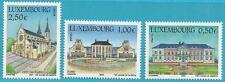 Luxemburg aus 2003 ** postfrisch MiNr.1601-1603 - Sehenswürdigkeiten!