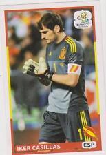 AH / Panini football Euro 2012 Special Dutch Edition #138 Iker Casillas