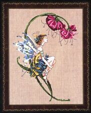 """SALE!  COMPLETE XSTITCH MATERIALS """"THE BLISS FAIRY"""" MD89 by Mirabilia"""
