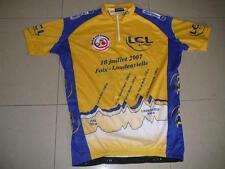 maillot de vélo L'Etape du Tour 2007 Foix-Loudenvielle  LCL  T X collector