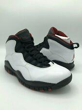 "Air Jordan Retro 10 ""Chicago Bulls"" - (310805-100) (2012) - Size 8"