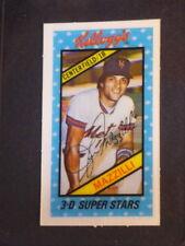 1980 Kelloggs 3-D Lee Mazzilli #38 Mets NM/MT 003