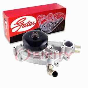 Gates Engine Water Pump for 1999-2006 Chevrolet Silverado 1500 4.8L 5.3L my