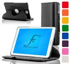 Forefront Boitier Cuir Étui Rotatif Housse pour Samsung Galaxy Tab E 9.6 T560