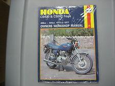 NOS Haynes Honda Owners Manual 1973-1977 CB400 CB550 408cc-544cc #262