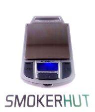 Vibe EQ-650 - 0.1g x 650g - Professional Digital Pocket Weighing Scales - Steel
