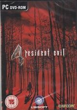 Resident Evil 4 IV (PC Game) The Ultimate Horror - NEW (FREE US Shipping)