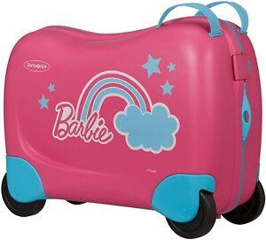Samsonite Dream Rider Barbie - Barbiekoffer Trolley Kinderkoffer Kindergepäck