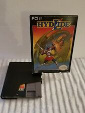 HYDLIDE NES NINTENDO GAME IN BOX GREAT CONDITION
