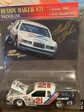 Buddy Baker #21 Valvoline Thunderbird Stock Car Legend Nascar Die-Cast 1:64 JL