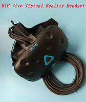 HTC Vive Virtual Reality Headset ,VR Headset Only ,90% New, Working Good