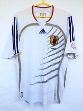 JAPAN NATIONAL TEAM 2006 2008 ADIDAS AWAY FOOTBALL SOCCER SHIRT JERSEY WORLD